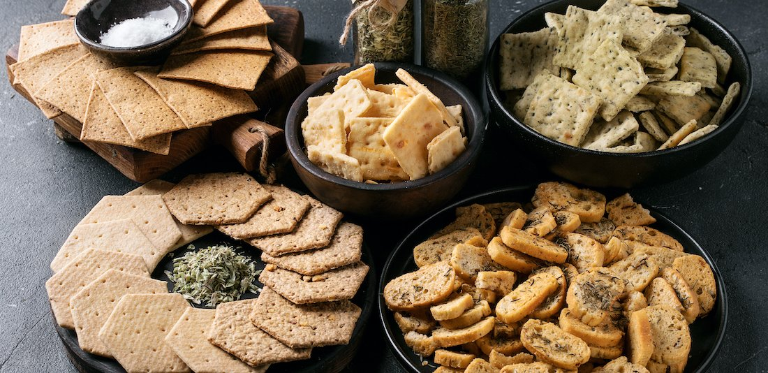 assortment of snacks M DYQGC